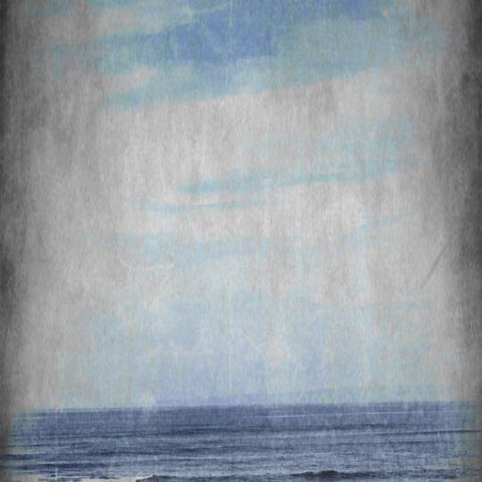 海 空の Android スマホ 壁紙