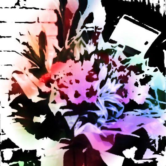 花 オブジェの Android スマホ 壁紙