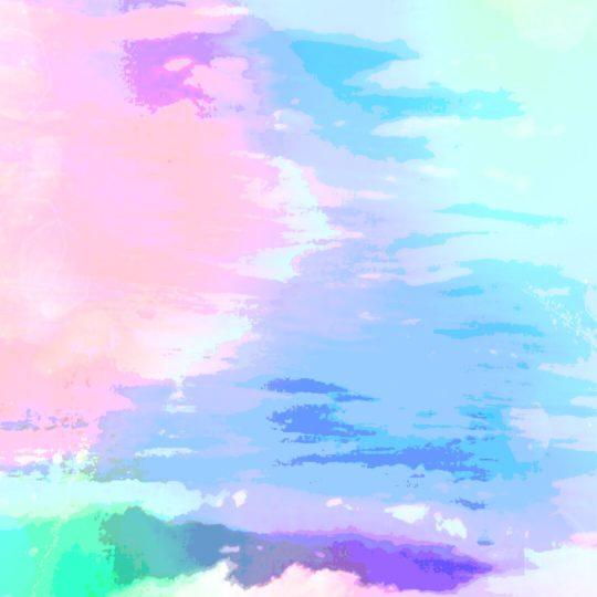 空 雲の Android スマホ 壁紙