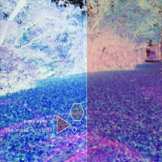 草むら ブルーの Android スマホ 壁紙