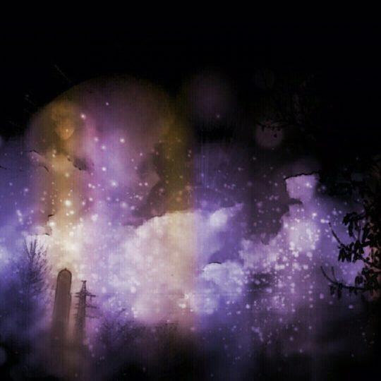 夜景 幻想的の Android スマホ 壁紙