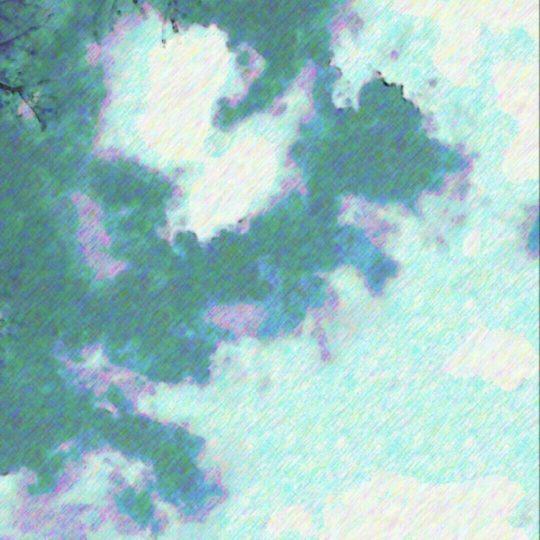 雲 空の Android スマホ 壁紙