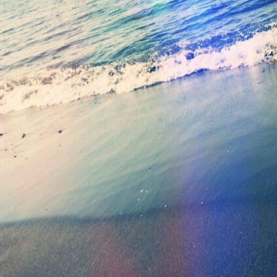 海 波の Android スマホ 壁紙
