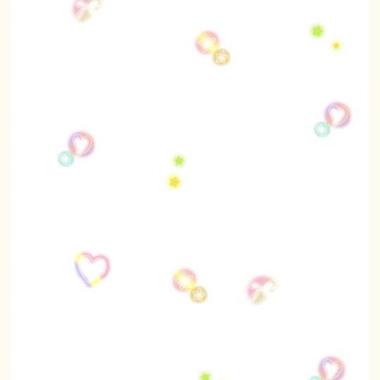 ハート かわいいの Android スマホ 壁紙