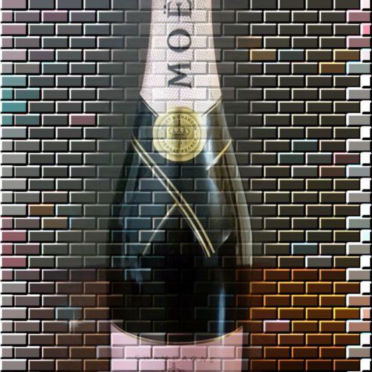 モエ・エ・シャンドン シャンパンの Android スマホ 壁紙