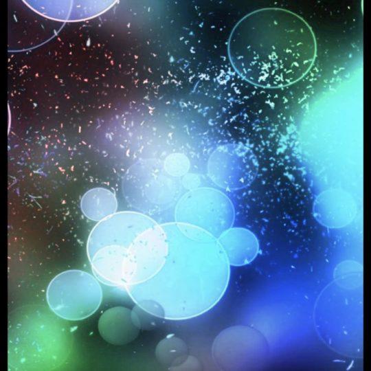 気泡 ライトの Android スマホ 壁紙