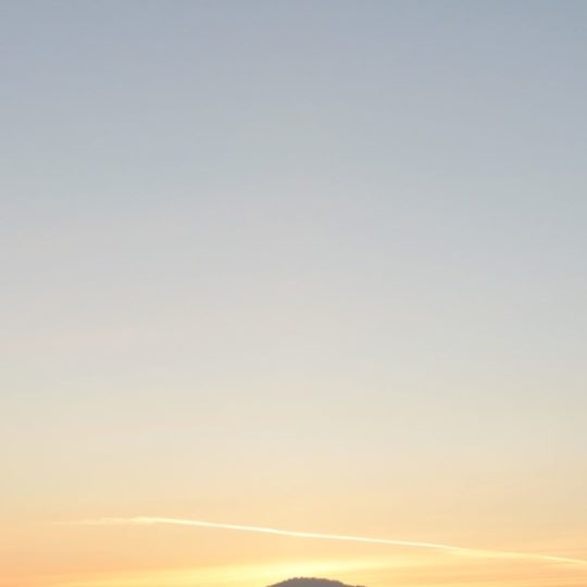 風景雪山空の Android スマホ 壁紙