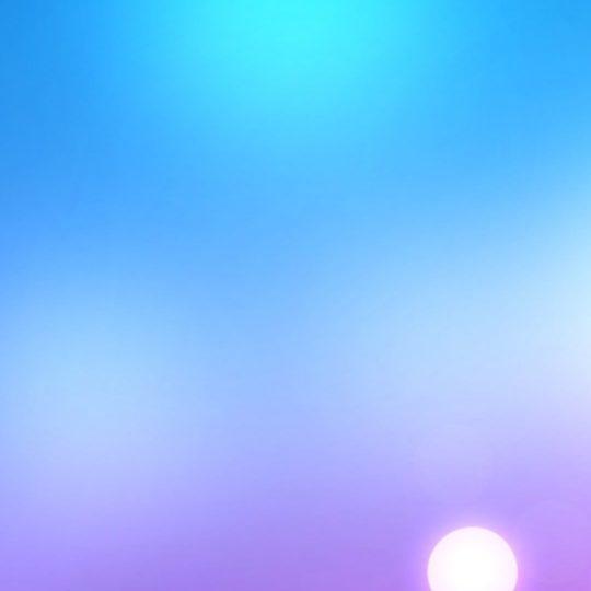 模様青紫の Android スマホ 壁紙