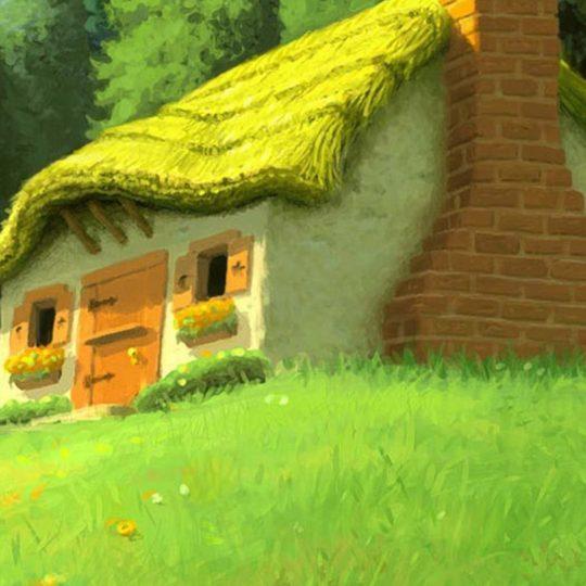 風景家緑の Android スマホ 壁紙