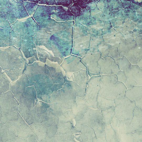 模様黒青ヒビの Android スマホ 壁紙
