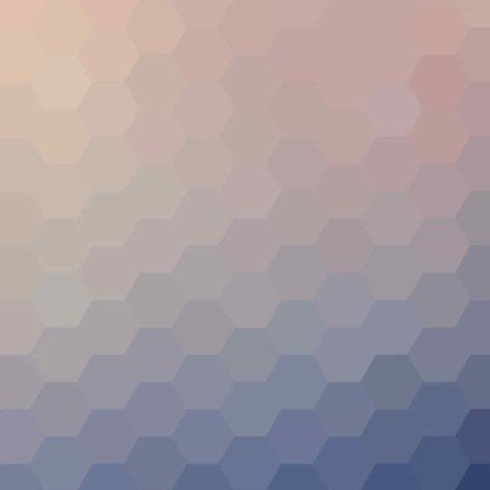 模様青赤白の Android スマホ 壁紙