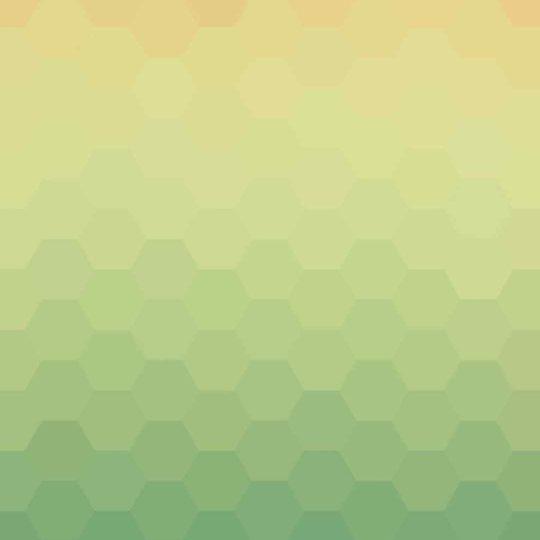 模様緑黄赤の Android スマホ 壁紙