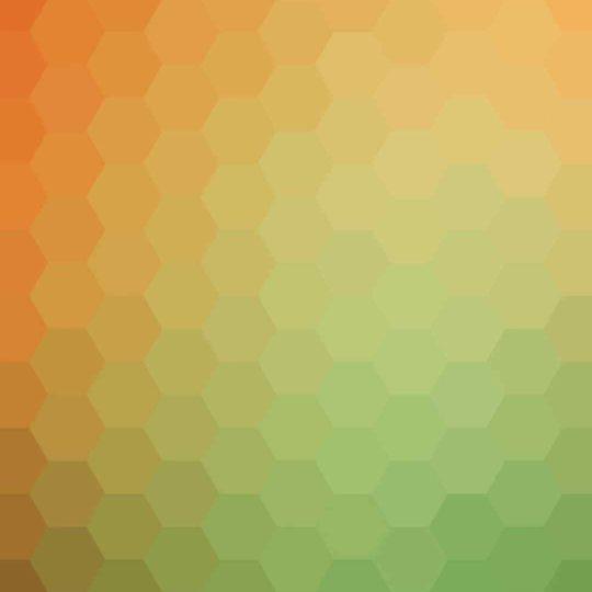 模様赤黄緑の Android スマホ 壁紙