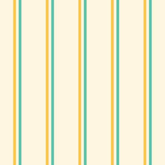 縦線黄緑の Android スマホ 壁紙