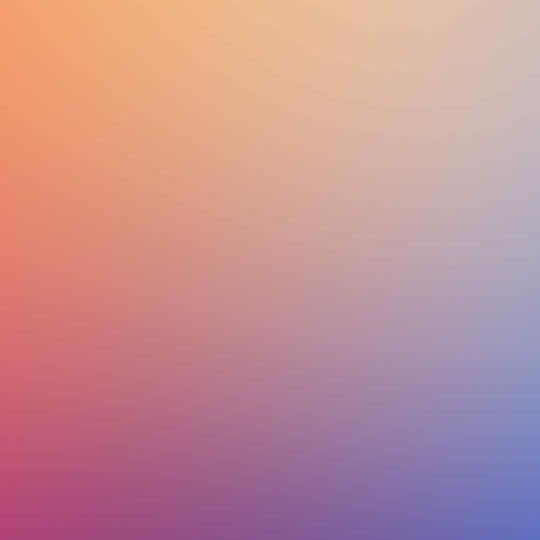 模様橙紫青の Android スマホ 壁紙