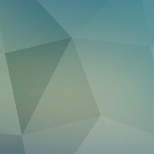 模様青黄の Android スマホ 壁紙