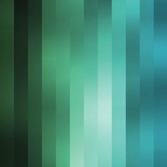 模様青緑クールぼかしの Android スマホ 壁紙