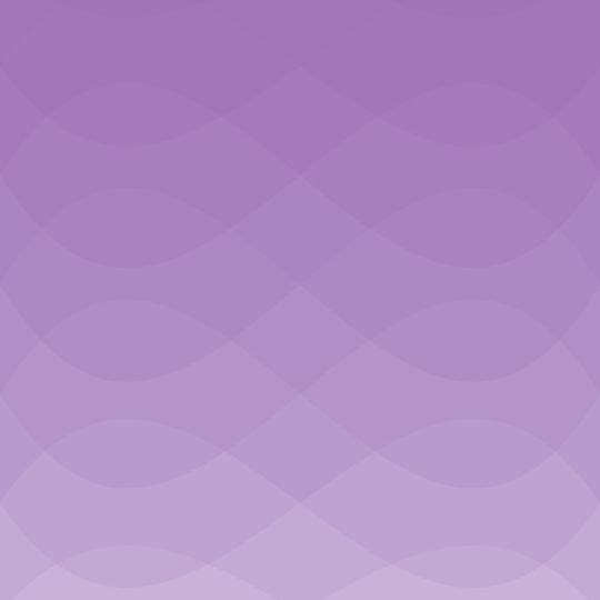 波模様グラデーション紫の Android スマホ 壁紙