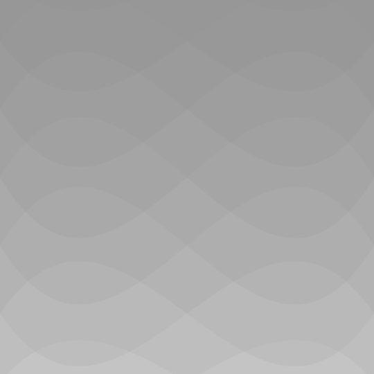 波模様グラデーション灰の Android スマホ 壁紙