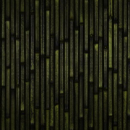 模様黄緑黒の Android スマホ 壁紙