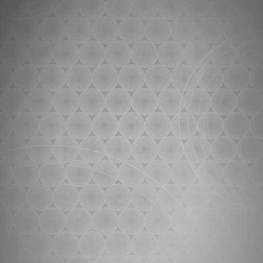 ドット模様グラデーション丸灰の Android スマホ 壁紙