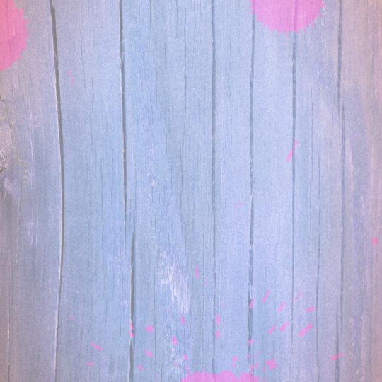 木目水滴茶桃の Android スマホ 壁紙