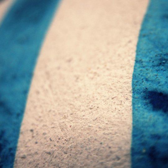 模様白青の Android スマホ 壁紙