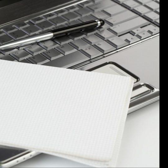クールPCノートの Android スマホ 壁紙