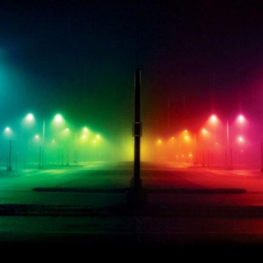 風景街灯の Android スマホ 壁紙