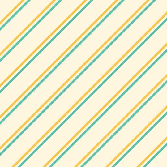斜線黄緑の Android スマホ 壁紙