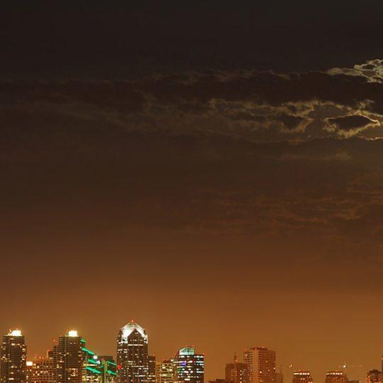 風景都会の Android スマホ 壁紙