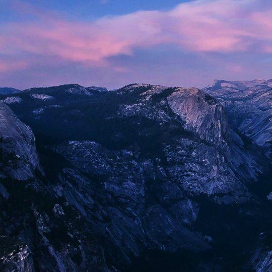 風景岩山の Android スマホ 壁紙