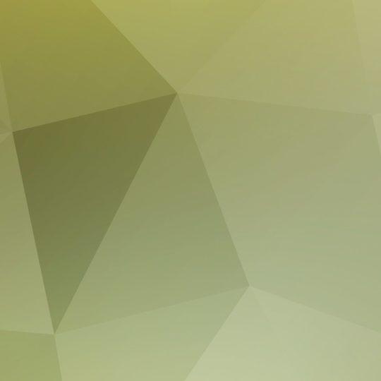 模様黄緑の Android スマホ 壁紙