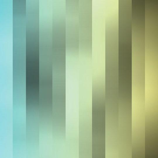 模様黄青クールぼかしの Android スマホ 壁紙