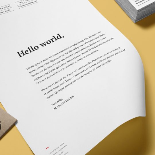 文具白黄名刺の Android スマホ 壁紙