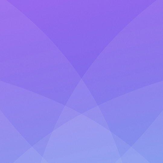 模様クール紫青の Android スマホ 壁紙