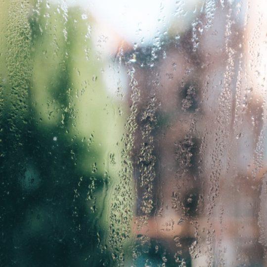 雨風景カラフルの Android スマホ 壁紙
