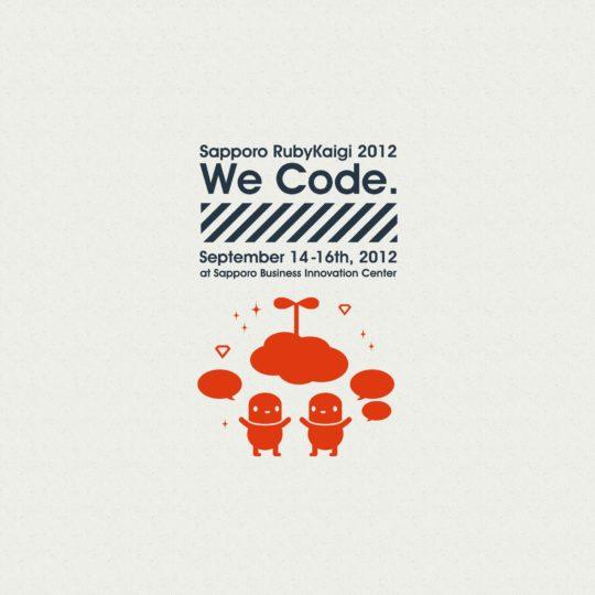 ロゴ白赤の Android スマホ 壁紙