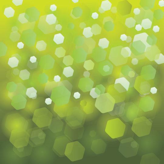 模様緑の Android スマホ 壁紙