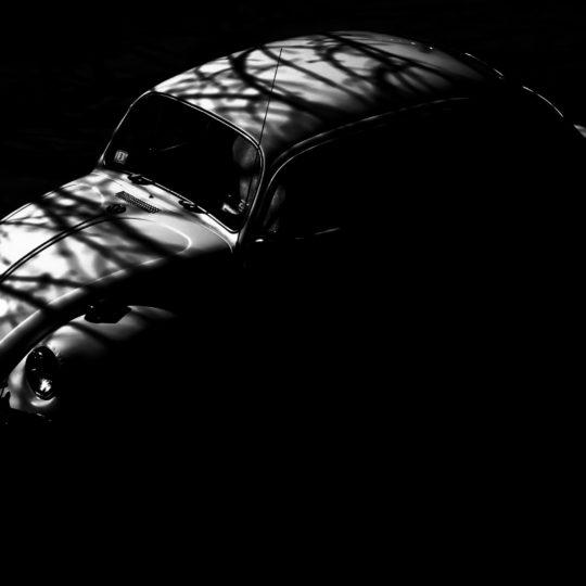 乗り物車黒の Android スマホ 壁紙