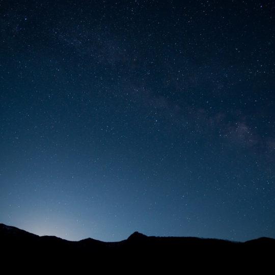 風景夜空の Android スマホ 壁紙