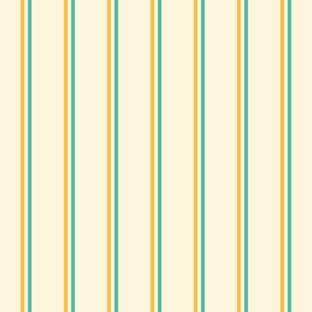 水玉黄色緑の Apple Watch 文字盤壁紙