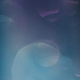 クール青紺紫の Apple Watch 文字盤壁紙