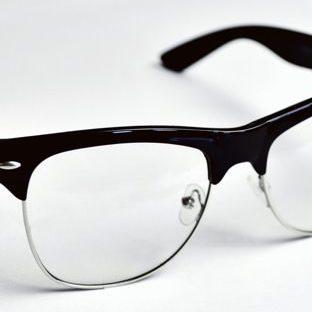 クールメガネの Apple Watch 文字盤壁紙