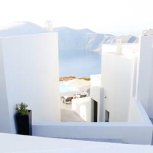 風景建物白