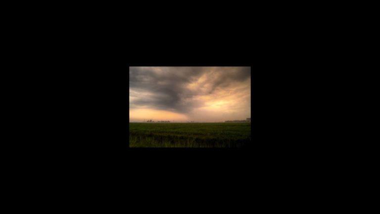 風景草原黒の Desktop PC / Mac 壁紙