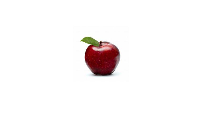 Apple写真赤白の Desktop PC / Mac 壁紙