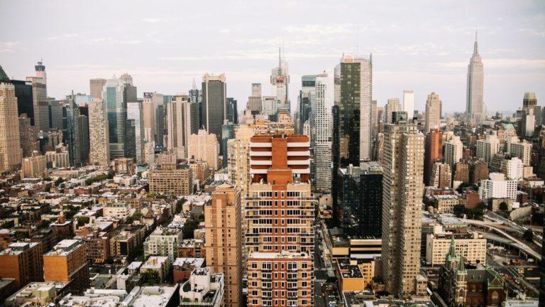 風景町並みニューヨークの Desktop PC / Mac 壁紙
