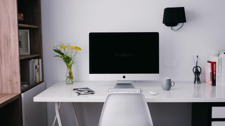 インテリアiMacクールの Desktop PC / Mac 壁紙