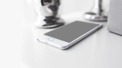 インテリアiPhone6白